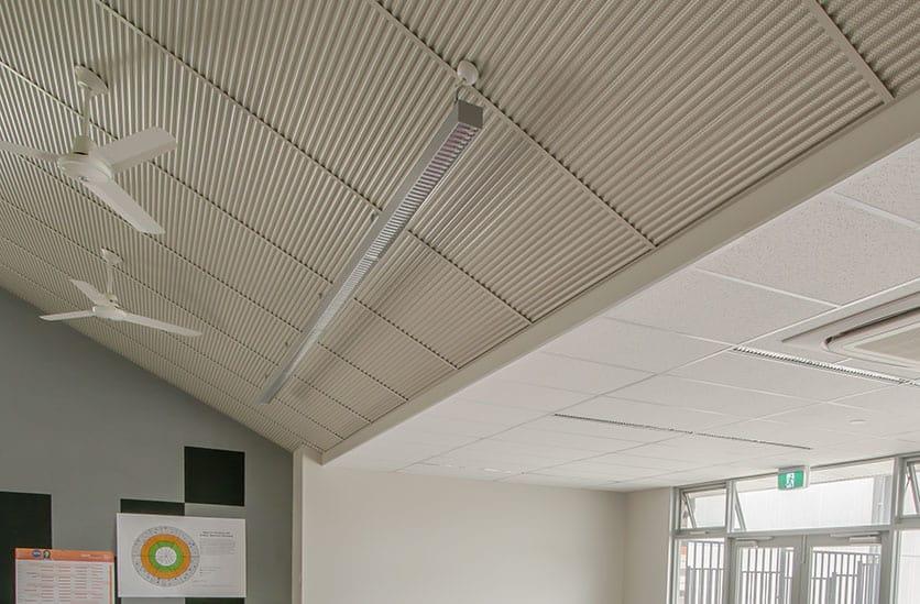 RippleTone Acoustic Ceiling by Renhurst